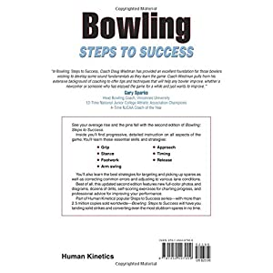 Bowling: Steps to Success (Sts (Steps to Success Activity) Paperback – September 8, 2015