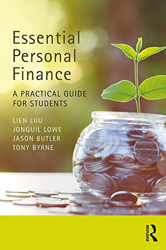 Essential Personal Finance: A Practical Guide for Students