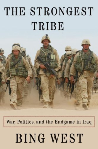 The Strongest Tribe  War  Politics  And The Endgame In Iraq Hardcover