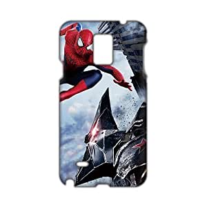 SHOWER 2015 New Arrival amazing spider man 2 3D Phone Case for Samsung NOTE 4