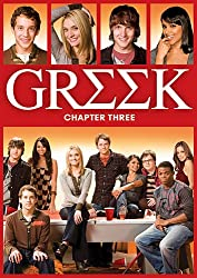 The fun and the friendships continue in the engaging ABC Family original series GREEK. School's back in session for the winning college drama says Damian Holbrook of TV Guide. CHAPTER THREE brings a new year with new pledges and new challenges. Rusty...