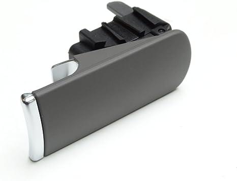 B7 Obturateur pour Bo/îte /à gants Swing Gris sans Cylindre de fermeture Original Audi A4 8E B6