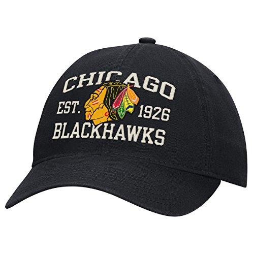 Chicago Blackhawks Established 1926 Adjustable Snapback -