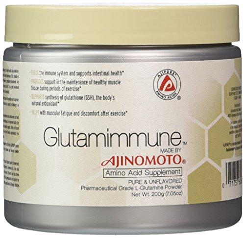 Ajipure Glutamimmune Canister, 200 Gram