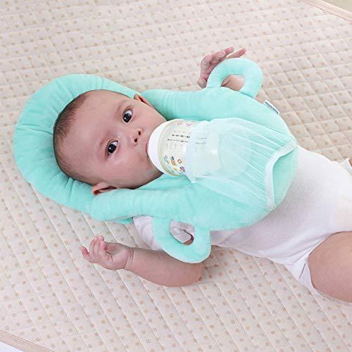 Veryeah Cojín de Lactancia para bebés, la Multifuncional ...