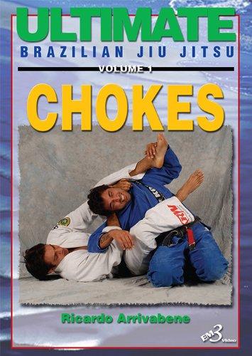 Ultimate brazilian jiu jitsu: vol. 1 - Ultimate Chokes