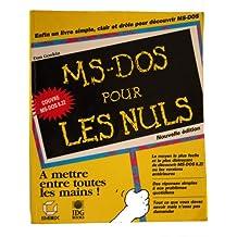 Ms dos 6 pour les nuls 060796