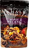 Sahale Snacks Maple Pecans Glazed Mix Walnuts, Apples, Cherries and Cinnamon -- 4 oz