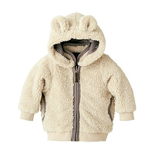 One Button Reversible Coat - Mud Kingdom Toddler Boys Coats Fleece Winter Reversible Outerwear 3T