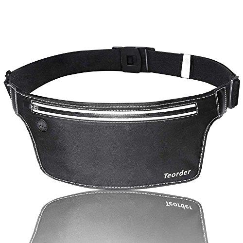 044e391171cf Teorder Running Belt Pouch for iPhone 6/6s/7 Plus,Waist Bag - Import ...
