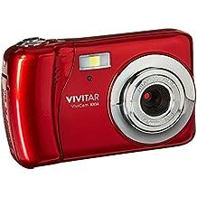 Vivitar VXX14 20.1 MP Selfie Cam Digital Camera, Red