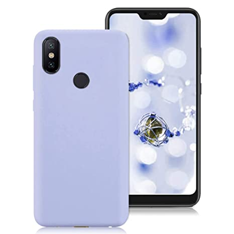 Carcasa Xiaomi Redmi Note 6 Pro Silicona Funda Color ...