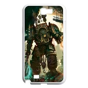 Chaos Terminator Warhammer 0 Game Samsung Galaxy N2 7100 Cell Phone Case White yyfabc_130343