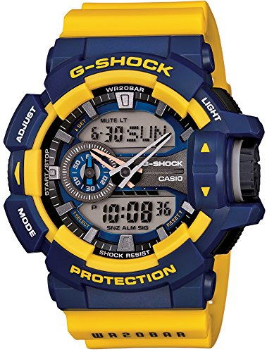 CASIO G SHOCK GA 400 9BJF JAPAN IMPORT