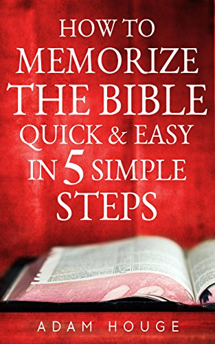 How To Memorize The Bible Quick And Easy In 5 Simple Steps (Best Way To Memorize Bible Verses)