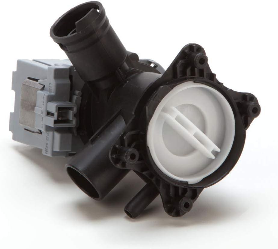 DREHFLEX - bomba de drenaje para varias lavadoras de Bosch Siemens Constructa - adecuada para la pieza no. 145777 00145777 reemplaza 144971 00144971