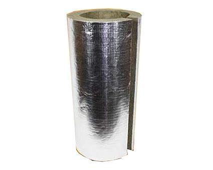 KS24 - Aislante para tubos (lámina de aluminio, RRS, 0,5 m
