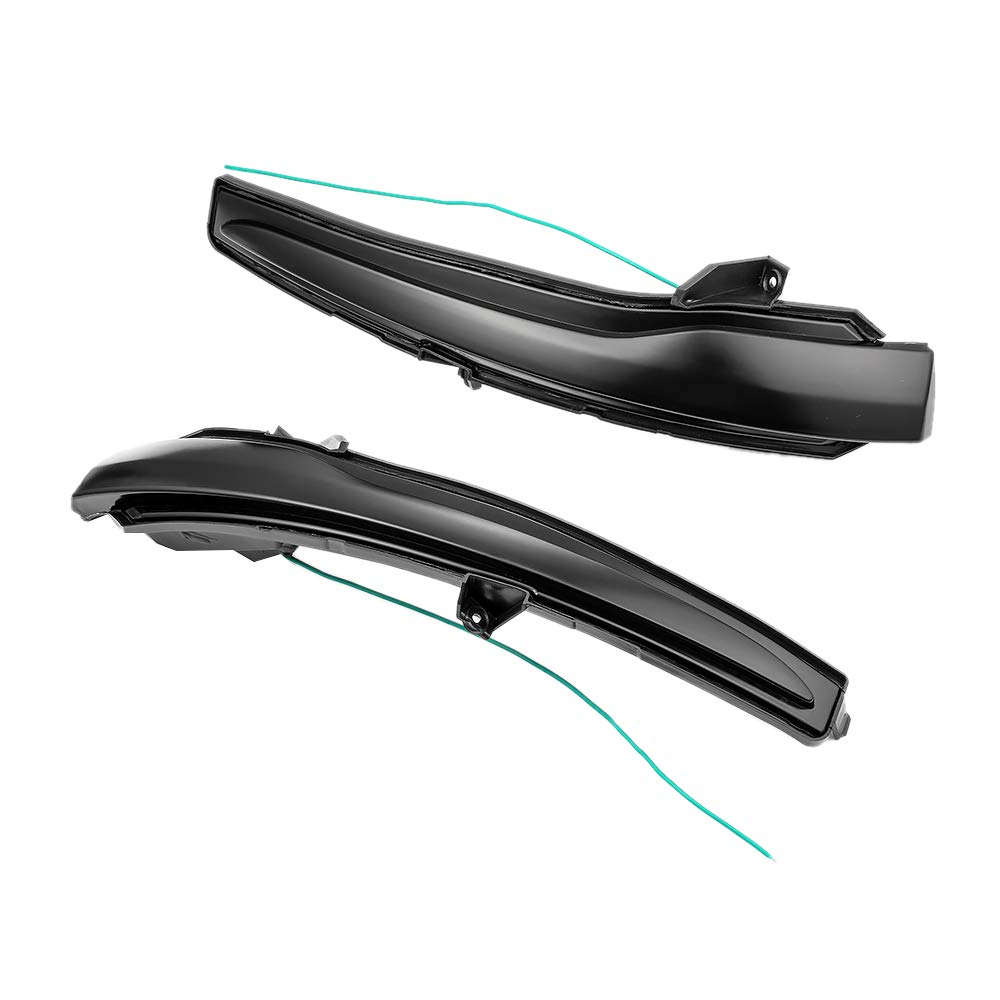 C E S Glc Class W205 W213 W222 W253 W447 WOVELOT Car Rear View Mirror Indicator Led Dynamic Water Turn Signal For Mercedes