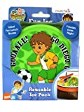 Go Diego Go Reusable Ice Pack - Nickelodeon Diego Reusable Ice Pack