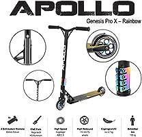 Apollo Stunt Scooter Genesis Pro - Stunt Scooter Pro ...