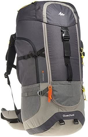 Quechua Hiking Camping Water Repellent Backpack Rucksack Forclaz 70L