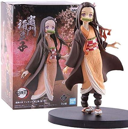 Demon Slayer Kimetsu No Yaiba Nezuko Kamado Tanjirou Hashibira Inosuke Figure