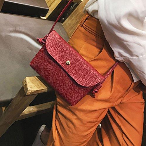 Montrée Rojo Para Asas Comme Mujer 7 79'' Bolso 31x0 5x2cm De Image 48x5 19x13 Manyo 0p6ARqw