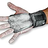 WODies by JerkFit - Full Palm Protection to Reduce Hand Tearing While Adding Crucial Wrist Support for Weightlifting, Workouts WODs, Cross Training, Fitness and Calisthenics.