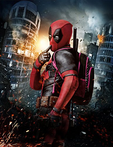 Deadpool Movie Limited Print Photo Poster Ryan Reynolds Size 24x36 #2