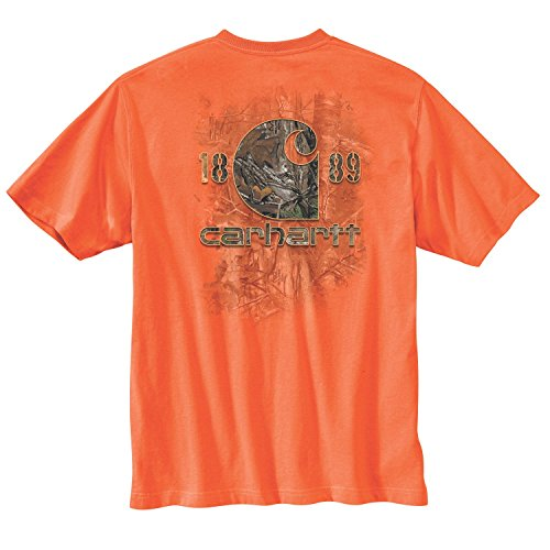 Carhartt 102040 Workwear Sleeve T Shirt
