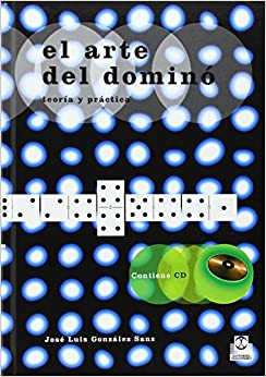 Book El Arte del Domino: Teoria y Practica with CD (Audio)