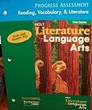Holt Literature and Language Arts, Grade 7, Holt, Rinehart and Winston Staff, 0030651581