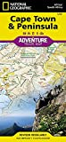 Cape Town and Peninsula [South Africa] (National Geographic Adventure Map)