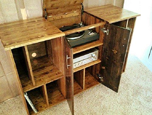 Record Player Console