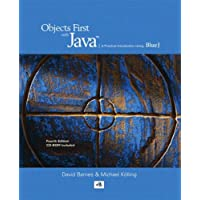 Objects First With Java: A Practical Introduction Using BlueJ: International Edition