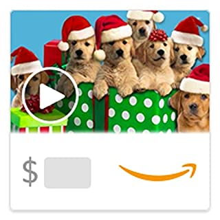 Amazon eGift Card - Caroling Canines (Animated) [American Greetings] [American Greetings] (B00CT77X3O) | Amazon price tracker / tracking, Amazon price history charts, Amazon price watches, Amazon price drop alerts