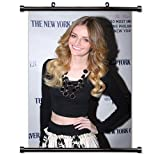 Lydia Hearst Actress Fabric Wall Scroll Poster (32x48) Inches