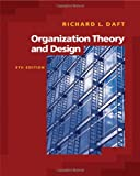 Organization Theory and Design 9th Edition