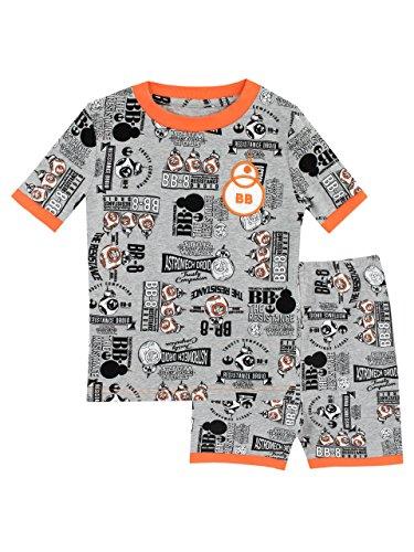 Star Wars Boys BB8 Pajamas