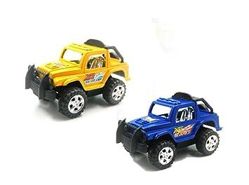 Amazon Com 4pcs Jeep Toys Pullback Car Model For Kids Baby