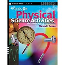 Hands-On Physical Science Activities For Grades K-6 , Second Edition
