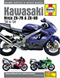 Kawasaki Ninja ZX-7R & ZX-9R '94 TO '04 (Haynes Repair Manual)