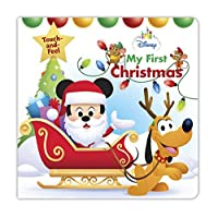 Disney Baby My First Christmas (Disney Touch and Feel)
