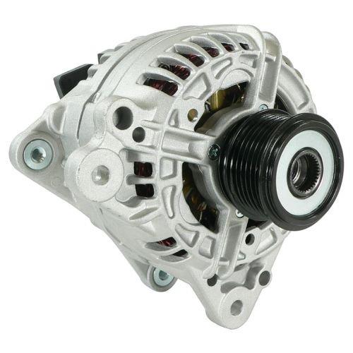 DB Electrical ABO0342 Alternator (For Volkswagen 2.0L Eos Gti Jetta Passat 06 07 08/3.2L Audi A3 Quattro) ()
