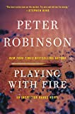 download ebook playing with fire: a novel of suspense (alan banks series) pdf epub