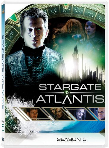 DVD : Stargate Atlantis: Season 5 (, Dubbed, Dolby, AC-3, Repackaged)