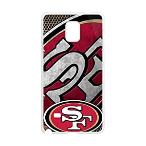 Happy NFL SF Cell Phone Case for Samsung Galaxy Note4