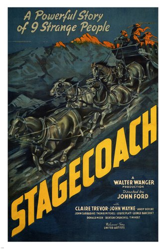 Image result for stagecoach poster amazon