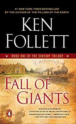 Amazon com: Fall of Giants: Book One of the Century Trilogy