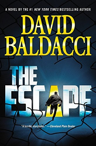 The Escape (Turtleback School & Library Binding Edition) (John Puller) by David Baldacci (2015-03-24) pdf epub download ebook